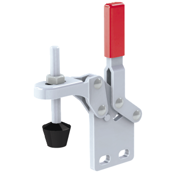 Vertical Toggle Clamp Straight Base All Arm Types
