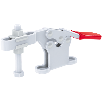Horizontal Toggle Clamp Narrow Base