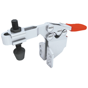 Horizontal Toggle Clamp Side Mounting Type