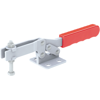 Horizontal Toggle Clamp Flat Base All Arm Types