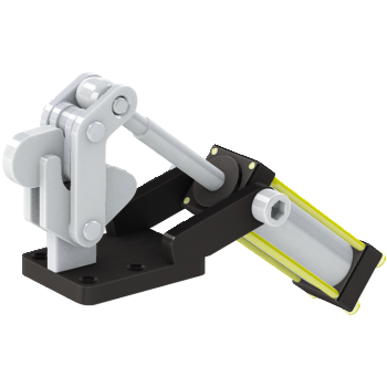 Air Powered Heavy Duty Weldable Toggle Clamps