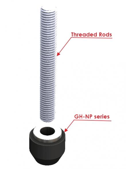 Neoprene Pads(GH-NP series)